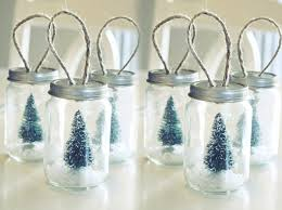 Decorated Jars For Christmas Turning Baby Food Jars Into Christmas Ornaments Craft Tutorial