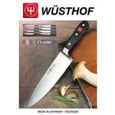 wüsthof classic fluting knife 7 cm chef u0027s knife