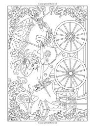 design coloring pages 38 best steampunk color pages images on pinterest coloring books