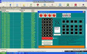 Hongkong Pools Lotto Analzyer Ver 3 0 Hk Pools