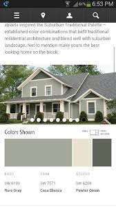 best exterior paint colors for small stucco home with orange tile