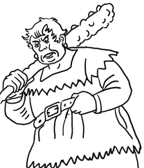 jack and the beanstalk coloring pages dot to jack beanstalk