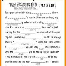 image result for thanksgiving mad libs for adults fall