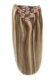 clip hair extensions clip in human hair extensions by cliphair