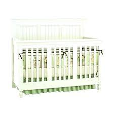 Somerset Convertible Crib Bassett Baby Crib Carum