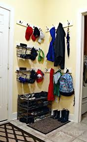 Mudroom Coat Rack by Coat Hooks Hat Racks And Organization For Mudroom