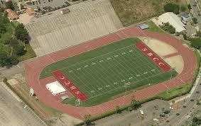 Sbcc Campus Map La Playa Stadium U2013 Santa Barbara Ca Daily Track Pic