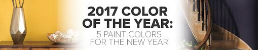 2017 colors of the year 2017 color of the year 5 paint colors for the new year oskar huber