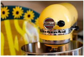 Yellow Kitchen Aid - i u0027m in love with my kitchenaid mixer