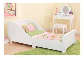 Sleigh Toddler Bed Kidkraft White Sleigh Toddler Bed Littledreamers Ie Baby