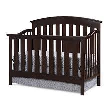 Iron Convertible Crib by Sorrento Convertible Crib Espresso Walmart Com