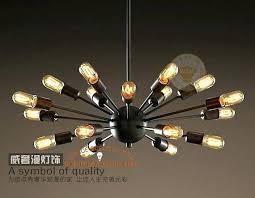 Light Bulb Chandeliers Edison Light Chandelier Ibbc Club