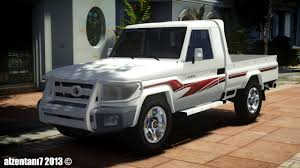 land cruiser 70 pickup gta gaming archive
