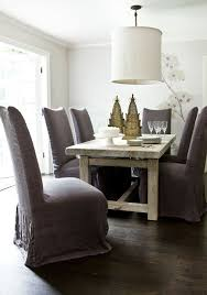 Skirted Dining Chair Skirted Dining Chairs Room Mediterranean With Canopy Chandelier