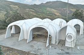 a green roofed hobbit home anyone can build in just 3 days a green roofed hobbit home anyone can build in just 3 days modular housing green architecture and green roofs