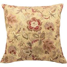 traditions by waverly navarra floral decorative pillows set of 2