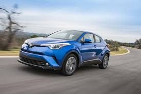 2018 toyota c hr will 2018 toyota c hr first drive review automobile magazine