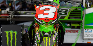 monster energy motocross jersey dramatic scenes in new jersey as ama supercross readies for vegas