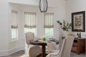 we offer custom window treatments