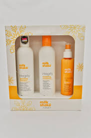 Christmas Gift Sets Milk Shake Hair Care Christmas Gift Sets Cherries In The Snow