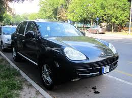 2007 Porsche Cayenne - porsche cayenne