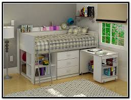 loft bed with desk design idea u2013 home improvement 2017