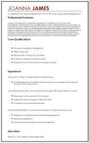 Resume Samples With Photo by Cv Sample With Maternity Leave Myperfectcv