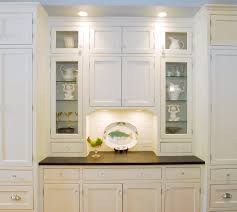 Glass Cabinet Doors For Kitchen by White Glass Cabinet Doors Home Design Ideas