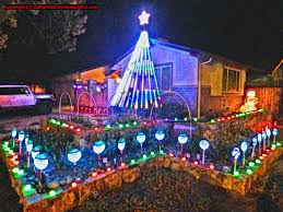 Home And Garden Design Show Santa Clara by Best Christmas Lights And Holiday Displays In Los Gatos Santa