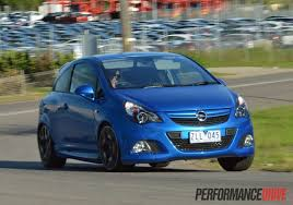 opel corsa opc 2016 2013 opel corsa opc review video performancedrive