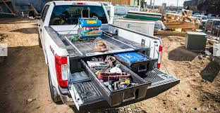 Toolbox Truck Bed Cool Gear Decked Truck Bed Toolbox F150online Com