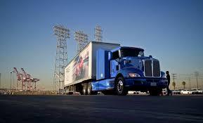 electric semi truck toyota u0027s hydrogen fuel cell trucks put to work in port of la pilot