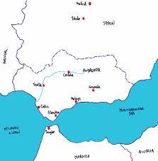 Toledo Map Sospain Map M Jpg