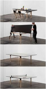 used outdoor ping pong table furniture home used ping pong tables 3 design modern 2017 black