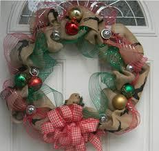 burlap christmas wreath always savory burlap christmas wreath