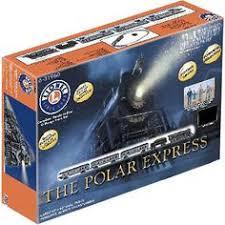 lionel polar express remote set o toys