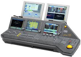 dmx light board controller grand ma 1 full digital dmx lighting board console lights