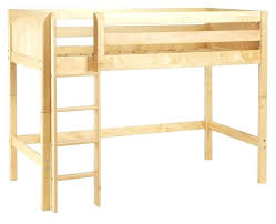 loft bed with stairs and desk plans bunk bed with stairs