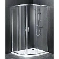 Lakes Shower Door Lakes 900x900x1750 Quadrant Lower Shower Enclosure Silver