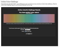 color blindness test post your results color blind assist