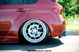 subaru wrx custom paint chasing perfection danny u0027s u002709 sti stancenation form