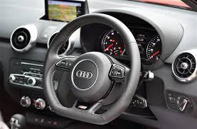audi a1 s line tfsi audi a1 hatchback 1 4 tfsi s line 3d road test parkers