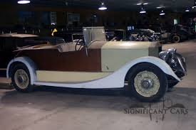 1931 rolls royce significant cars inc