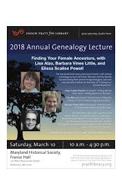 march 2018 womel co the genealogist march 2018