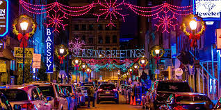 Christmas Light Pictures The Top Places To View Holiday Lights In Philadelphia For 2017