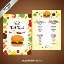 flyer menu template menu flyers free templates yourweek 7b507deca25e