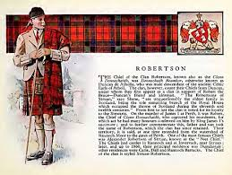 clan robertson their castle and information
