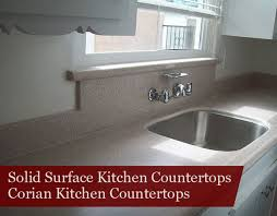 Solid Surface Kitchen Countertops by Cultured Marble Granite San Diego Ca Corian Solid Surface
