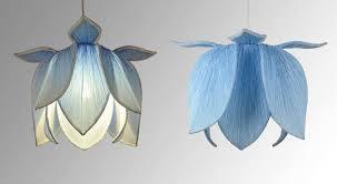 Flower Pendant Light Modern Fashion Style Lotus Flower Pendant Light Hanging