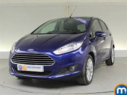 used ford fiesta titanium x for sale motors co uk